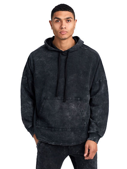VOID TACTICS MENS FLEECE PULLOVER HOODIE