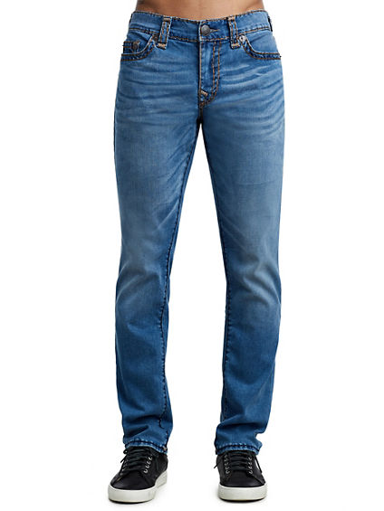 MENS STRETCH SUPER T RICKY STRAIGHT JEAN
