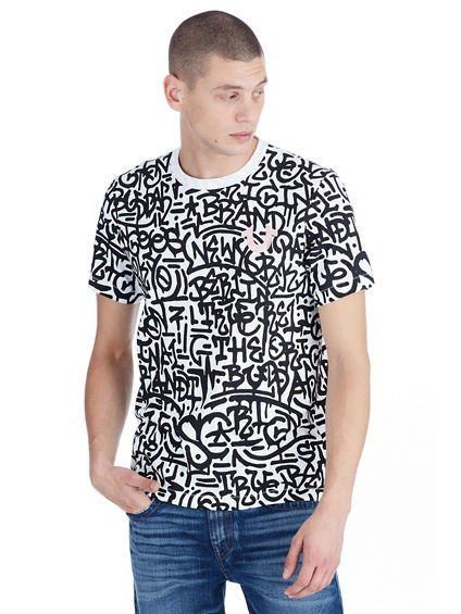 GRAFFITI MENS TEE