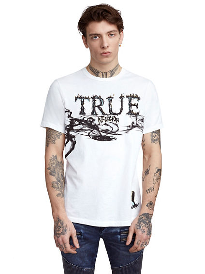 UP IN SMOKE MENS TEE