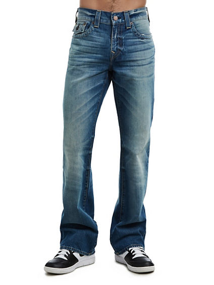 MENS BILLY BOOTCUT JEAN