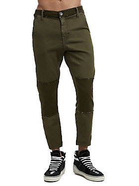 MENS UTILITY SLIM RUNNER PANT