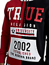 MENS SPLIT TR UNIVERSITY PULLOVER HOODIE