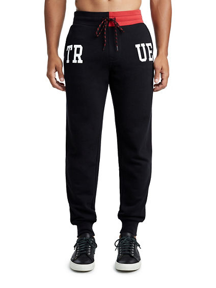 MENS COLOR BLOCK JOGGER