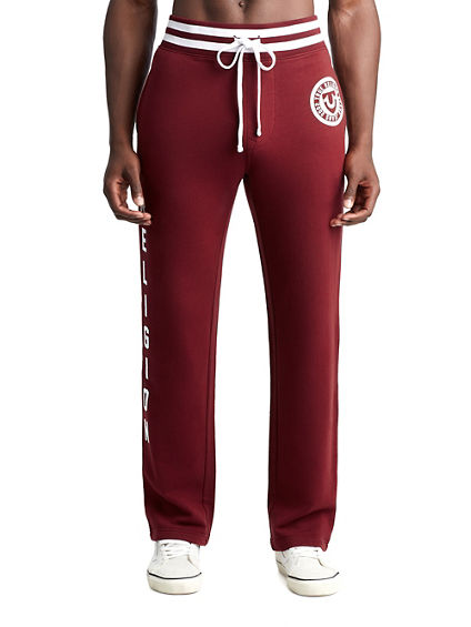 MENS ATHLETIC CREST SWEATPANT