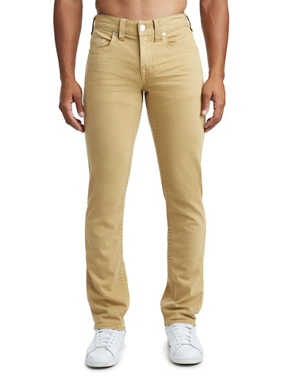 MENS COLORED SLIM JEAN