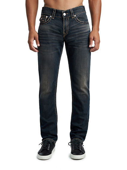 MENS BIG T SKINNY JEAN W/ FLAP