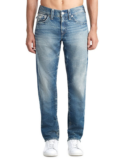 MENS SLIM JEAN W/ FLAP
