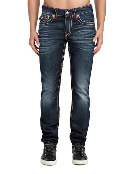 MENS SUPER T SKINNY JEAN W/ FLAP