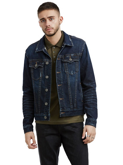 MENS DANNY DENIM JACKET