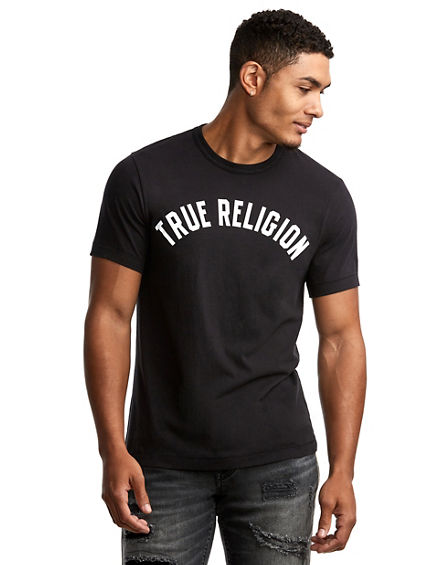 MENS CURVED TR TEE