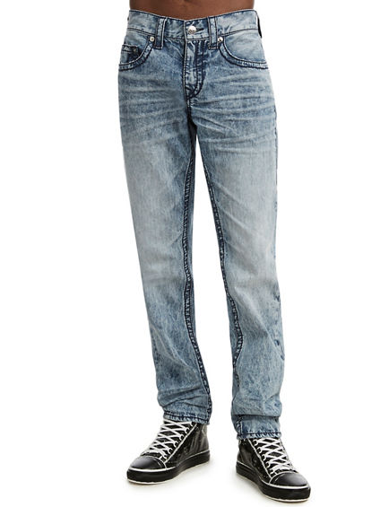 SKINNY FIT MIDNIGHT BIG T JEAN