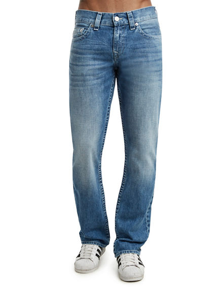 MENS STRAIGHT FIT JEAN