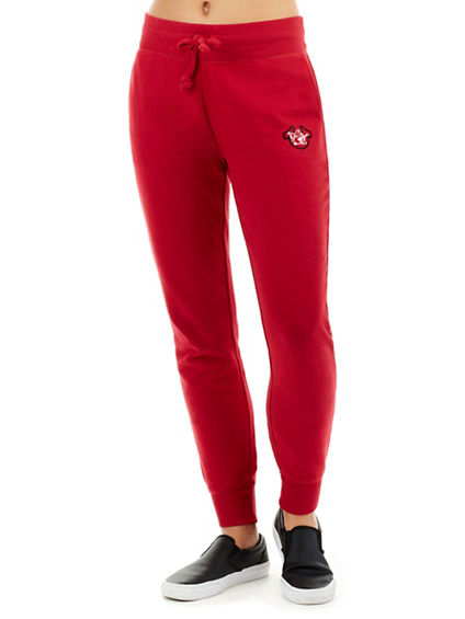 CRYSTAL CLASSIC LOGO WOMENS JOGGER