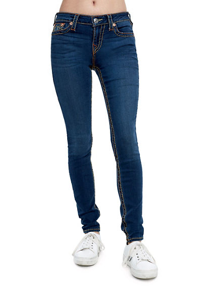 SUPER SKINNY BIG T WOMENS JEAN