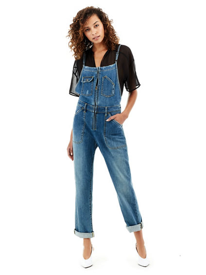WOMENS VINTAGE OVERALL