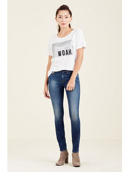 WOAH OVERSIZED WOMENS TEE