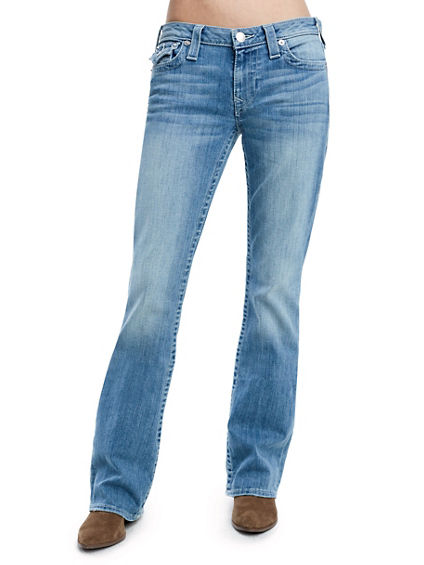 BOOTCUT FIT NATURALINE JEAN