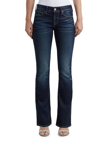 WOMENS BECCA BOOTCUT PERFECT JEAN