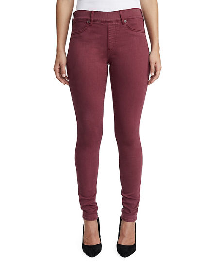 WOMENS COLOR JENNIE CURVY RUNWAY LEGGING
