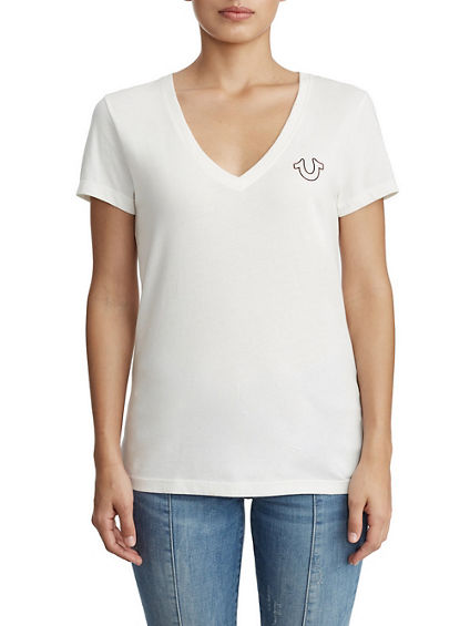 WOMENS HIGH DENSITY TEE