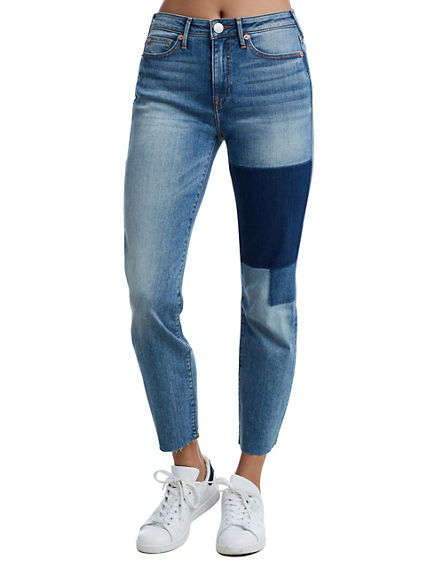 STOVE PIPE  STRAIGHT WOMENS JEAN