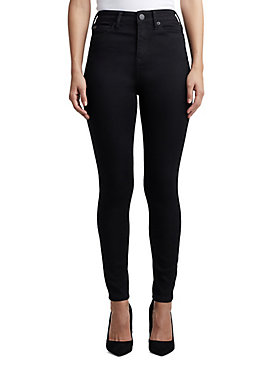 WOMENS ULTRA HIGH RISE CAIA SUPER SKINNY JEAN