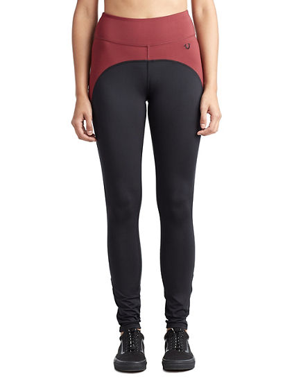 WOMENS COLOR BLOCK ACTIVE LEGGING