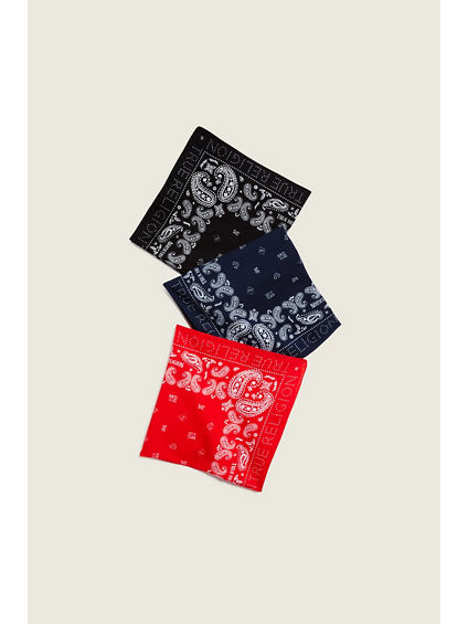 3 PACK BANDANA BOX SET