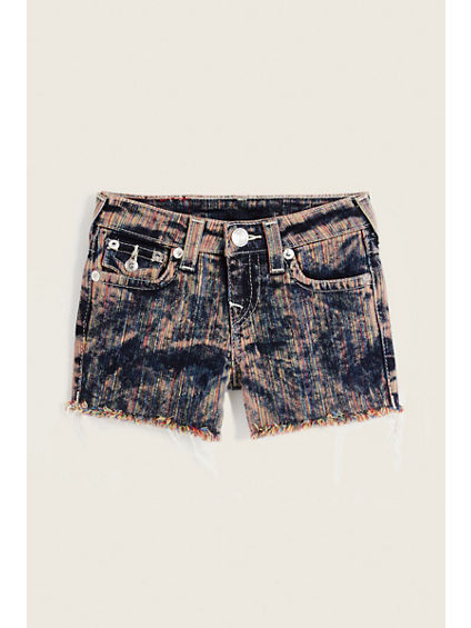 DOLLY CUT OFF KIDS SHORTS