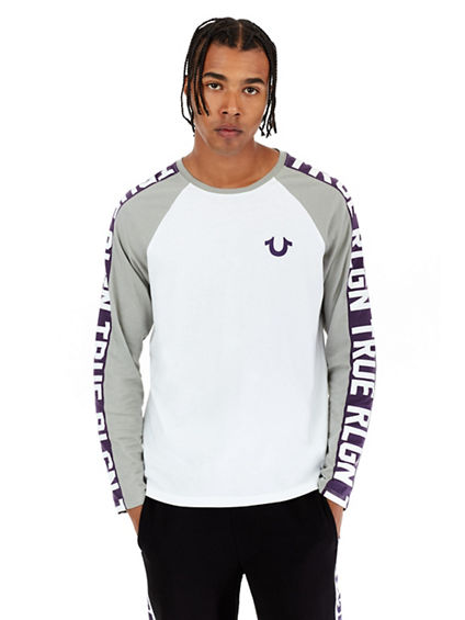 TR LONG SLEEVE MENS TEE