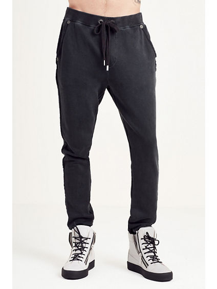 RAW EDGE MENS SWEATPANT