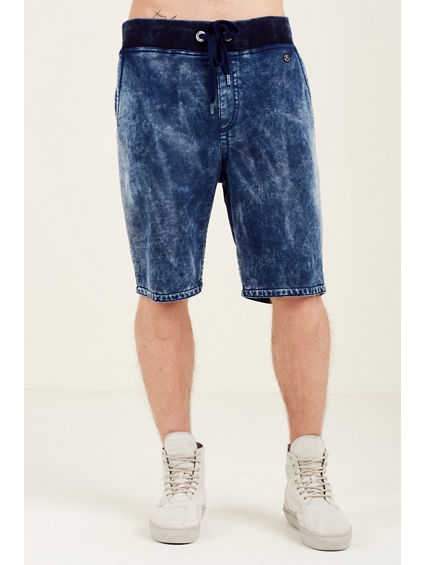 DECAYED TERRY MENS SWEATSHORT