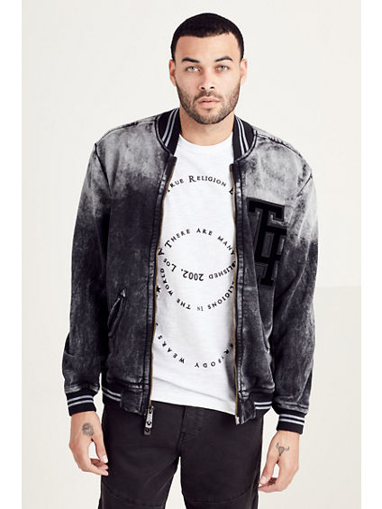 DECAYED TR MENS BOMBER JACKET