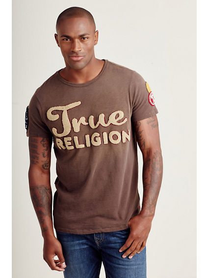 PATCH MENS TEE