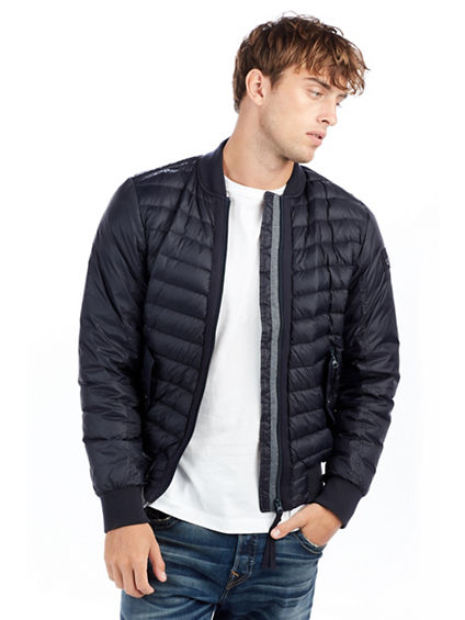LIGHT WEIGHT MENS BOMBER
