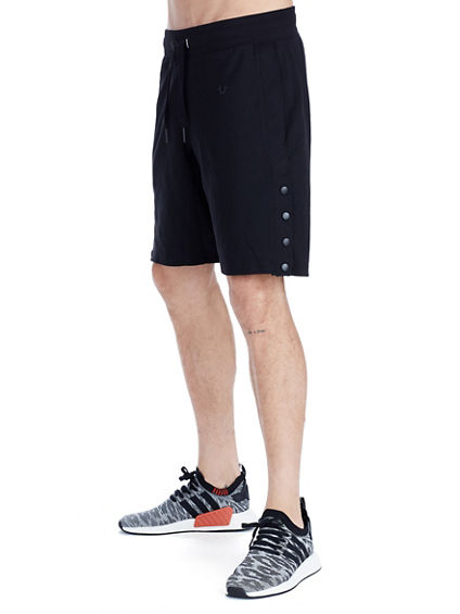 SHORT DOUBLEFACE MENS SWEATSHORT