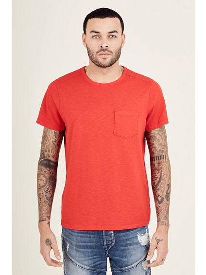 POCKET MENS TEE