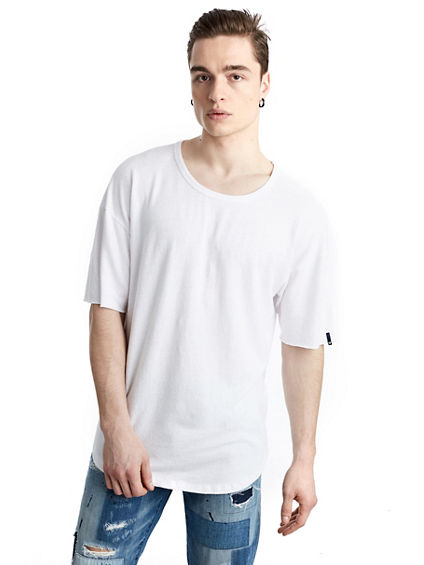 RELAXED MENS TEE