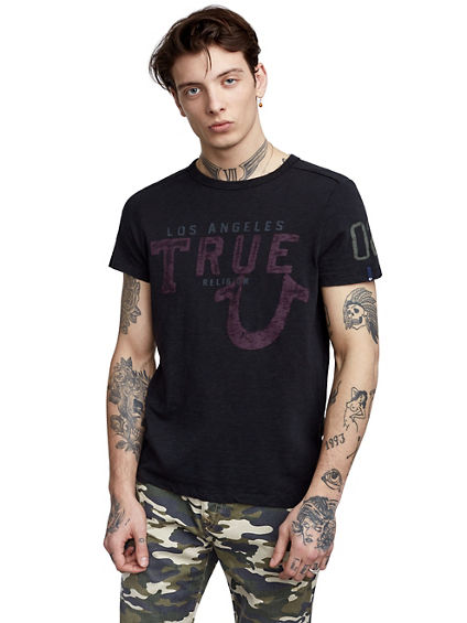 TRUE HORSESHOE MENS TEE