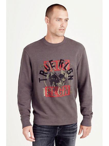 CREWNECK MENS SWEATSHIRT