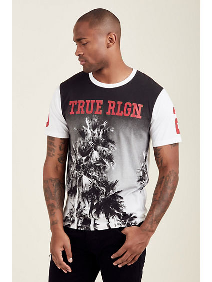TRUE PALM MENS TEE