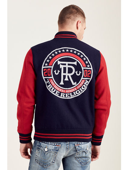 SUPERCROSS VARSITY MENS JACKET