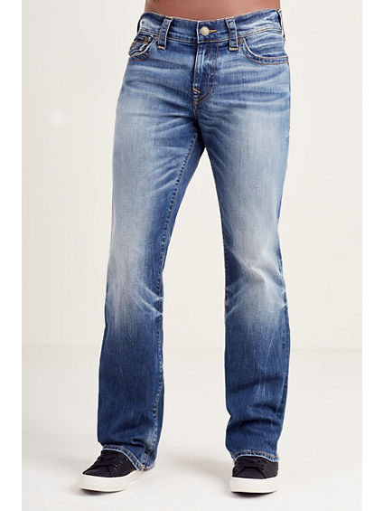 BILLY MENS BOOTCUT JEAN
