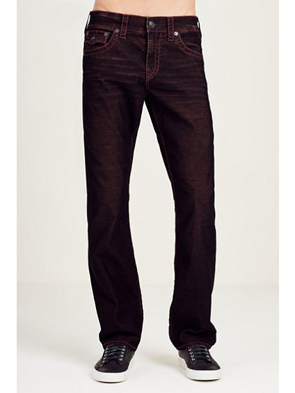 RICKY TWO TONE CORDUROY MENS PANT