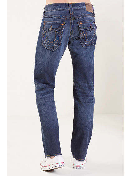 RICKY STRAIGHT FLAP MENS JEAN