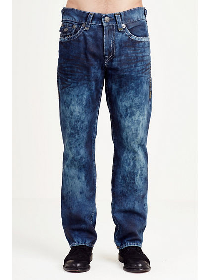 HAND PICKED RICKY STRAIGHT SUPER T MENS JEAN