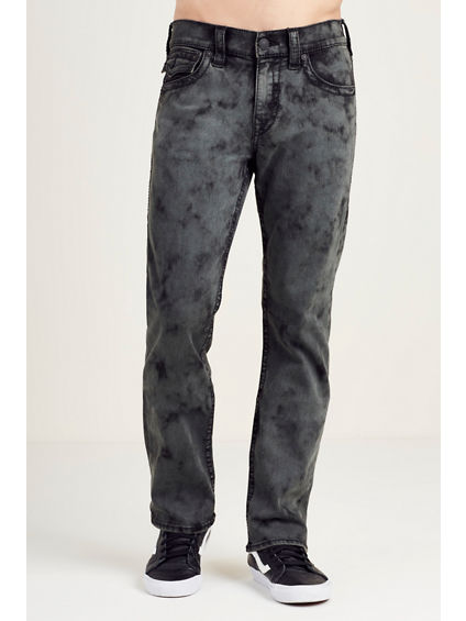 STRAIGHT BIG T WASHED OUT MENS JEAN