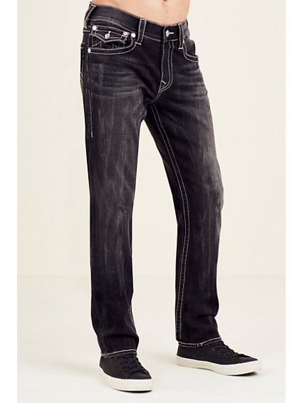 SLIM FLAP NATURAL MENS JEAN