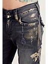 RICKY CORE STRAIGHT RIPPED MENS JEAN